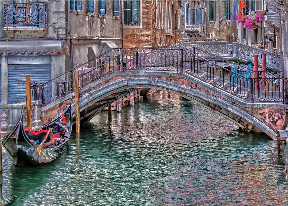 Venice Chariot Jigsaw Puzzle