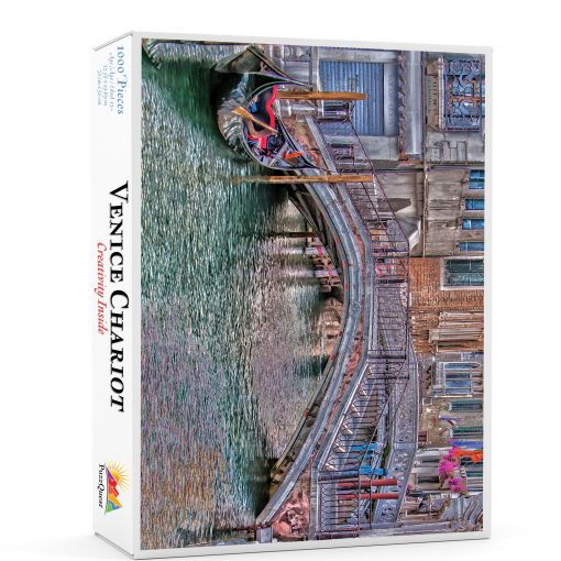 Venice Chariot Packaging